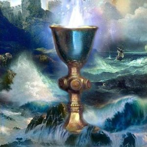 goblet in waves